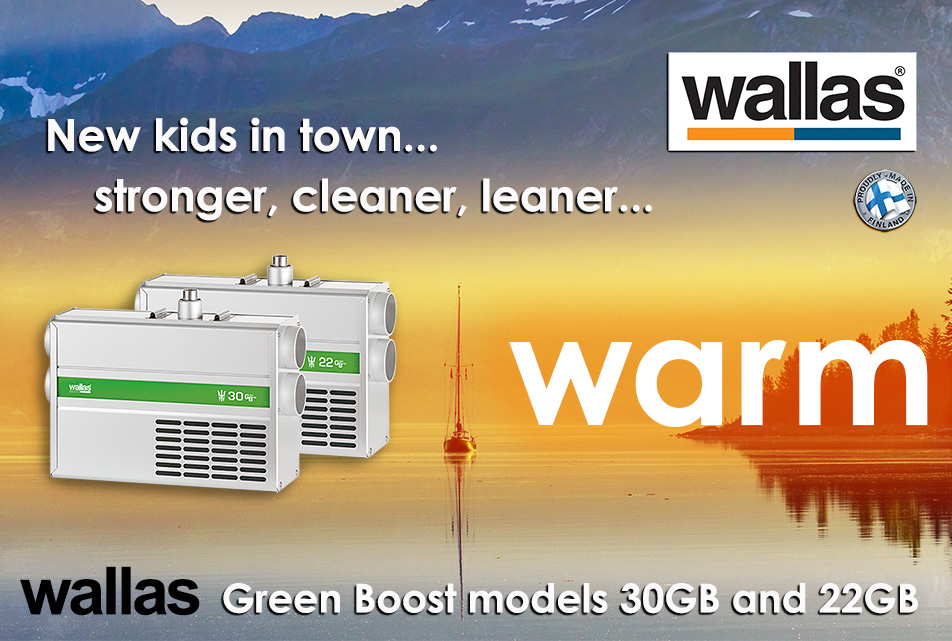 scan marine equipment - wallas heaters and stoves